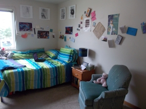 My lovely room!